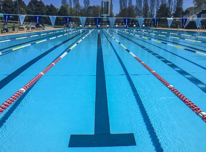 Orange NSW swimming pools wild swims
