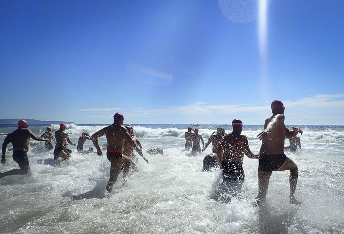 Learn to ocean swim