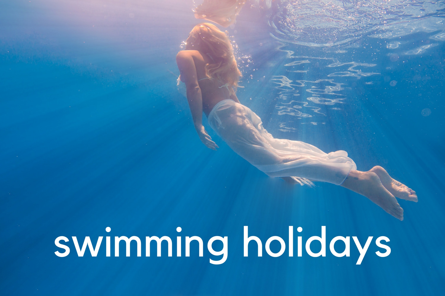 Swimming Holidays