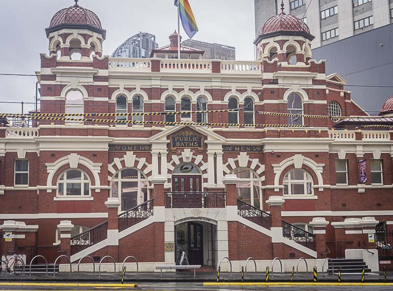 Melbourne City Baths image one of best pools in melbourne