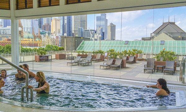 melbourne best hotels pools picture of Langham