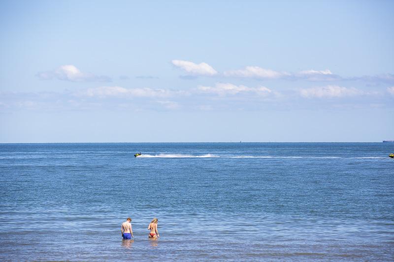 st kilda beach image for swimming beaches Melbourne