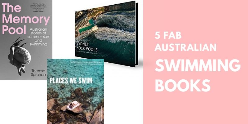 Five Australian Swimming Books: Great Presents for Swimmers