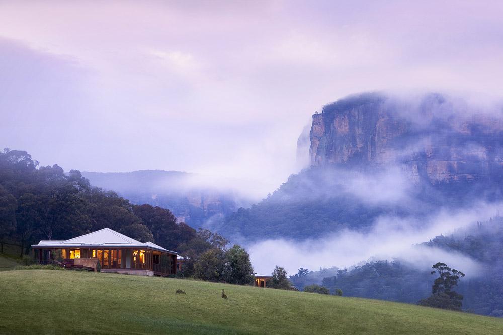 wolgan vallet resort