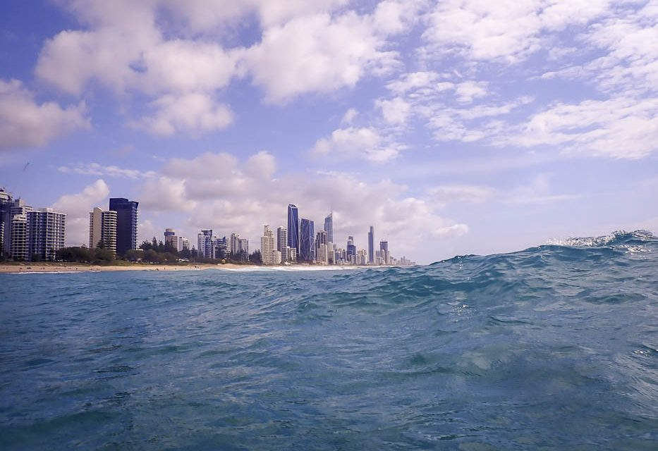 Where To Swim At The Gold Coast